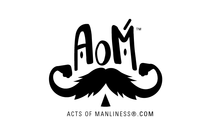 Logo Design - Quite Fancy That - Acts of Manliness