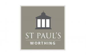 Logo Design - St Paul's Worthing