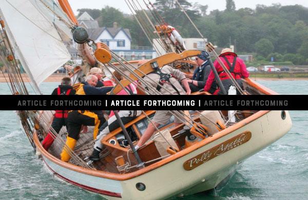 Project - Polly Agatha - Bowsprit Saling Ltd